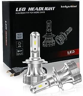 Best h7 headlight bulb 80w Reviews