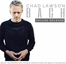 Die bitt're Leidenszeit beginnet abermal, Sacred Song for Voice & Continuo (Arr. by Chad Lawson for Piano)