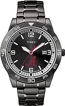 Timex Alabama Crimson Tide Bama Men's Black Acclaim Watch