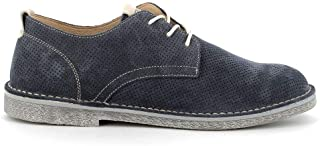 Luxury Fashion | Igi & Co Men 5110011JEANS Blue Polyester Lace-up Shoes | Spring-summer 20