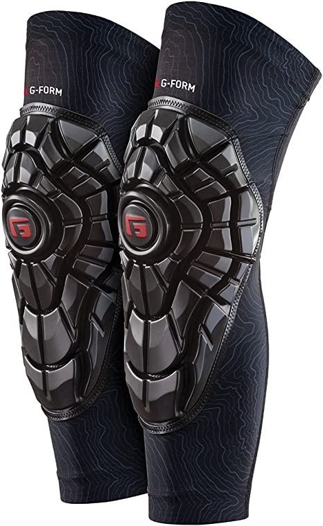 G-Form Elite Knee Guards Size Medium Motorcycle or Bicycle Pads New