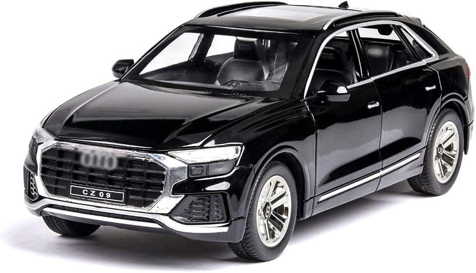 QHYZRV 1:24 Die-Casting Car Overseas parallel import regular item Q8 Sound Six-Door an Max 57% OFF