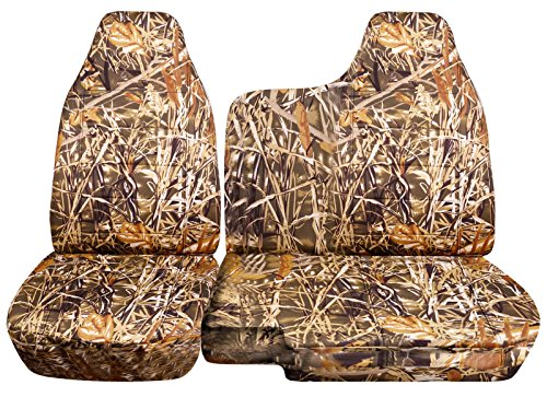 Totally Covers Compatible with 1998-2003 Ford Ranger/Mazda B-Series Camo Truck...