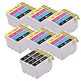 28 PerfectPrint Compatible Ink Cartridges for Epson XP-102 XP-202 XP-212 XP-215 XP-205 XP-225 XP-30 XP-302 XP-305 XP-312 XP-315 XP-322 XP-325 XP-402 XP-412 XP-415 XP-405 XP-405WH XP-422 XP-425