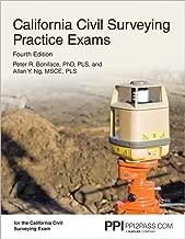 California Civil Surveying Practice Exams