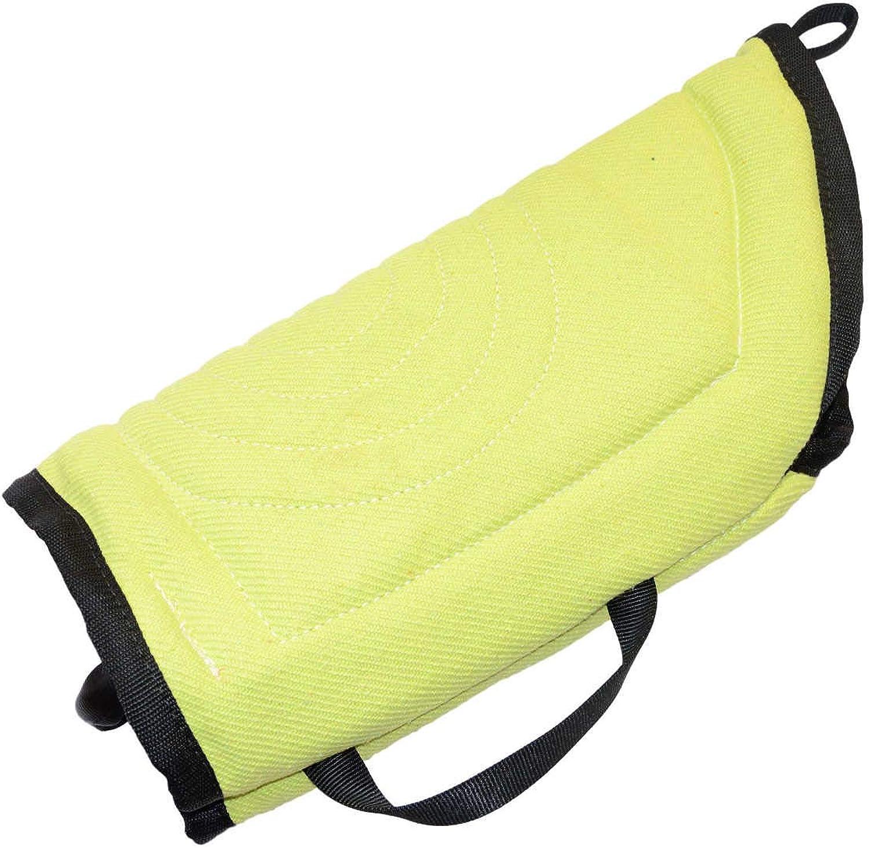 Redline K9 Puppy Bite Suit Sleeve  Lime Green