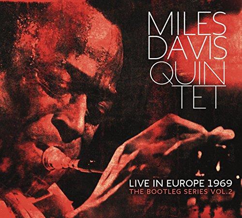 Bootleg Box 2(3cd+1dvd) 1969 Lost Quintet Live In Europe [3 CD + 1 DVD]