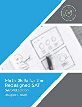 Math Skills for the Redesigned SAT-Second Edition