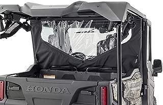 Honda 16-17 PIONEER1K-5 Genuine Accessories Fabric Mid-Panel (Black)