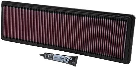 K&N ENGINEERING 33-2591 Air Filter; Panel; H-0.938 in.; L-6.188 in.; W-20.25 in.;