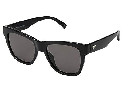 Le Specs Escapade (Black) Fashion Sunglasses