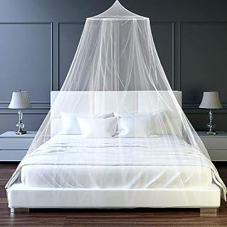 htovila Mosquito Net Mosquitera Universal de Color Blanco