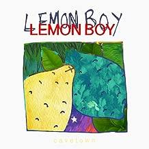 boy and the lemon