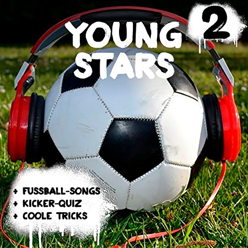 Young Stars audiobook cover art