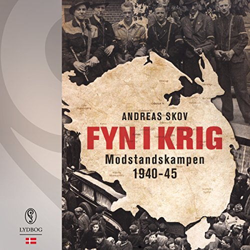 Fyn i krig (Danish Edition) audiobook cover art
