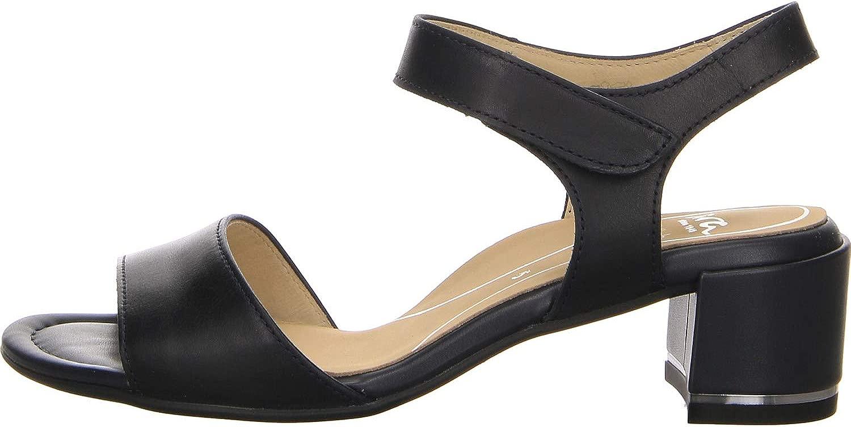 ARA ARA Damen Sandaletten Grado-Highsoft 12-15903-05 blau 688315  40% Rabatt