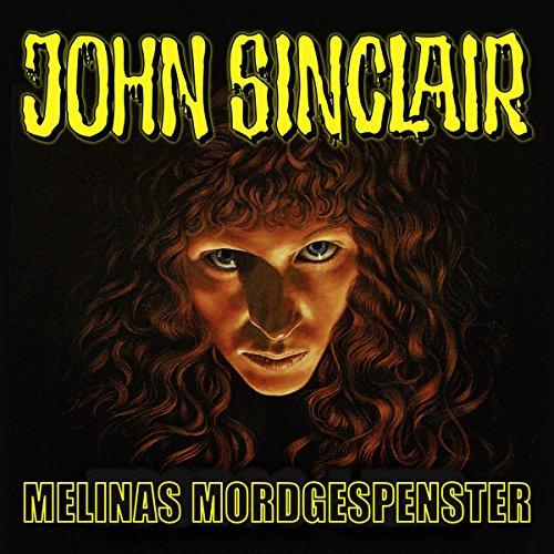 Melinas Mordgespenster cover art