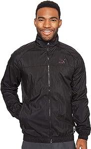 PUMA Color Block Track Jacket Puma Black XL