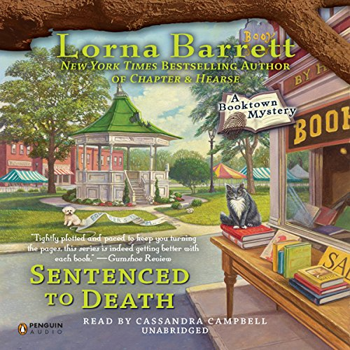 Sentenced to Death: A Booktown Mystery
