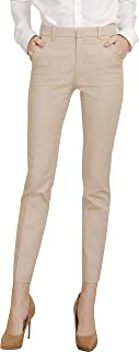 Marycrafts Women's Work Ankle Dress Pants Trousers Slacks