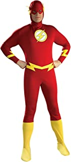 Rubie's Costume Co Men's Dc Comics The Flash Adult Costume