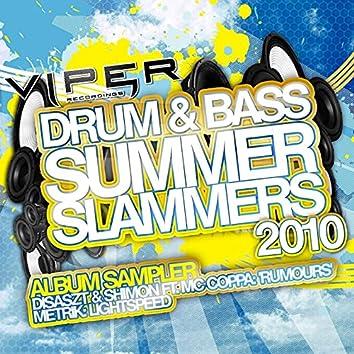 Summer Slammers 2010 Sampler