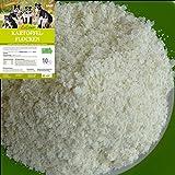 10 kg LuCano copos de patatas Perros barf Complemento Forro, sin cereales