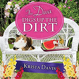 The Diva Digs up the Dirt audiobook cover art