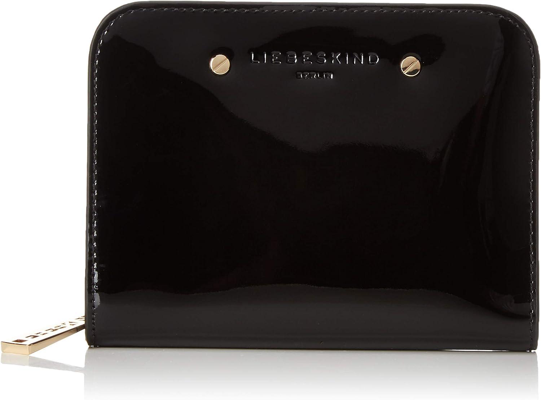 Glconnyw8 Glam, Women's Wallet, Black (black (Black)), 3.0x13.0x10.0 cm (B x H T)