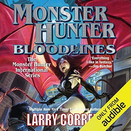 Monster Hunter Bloodlines Titelbild