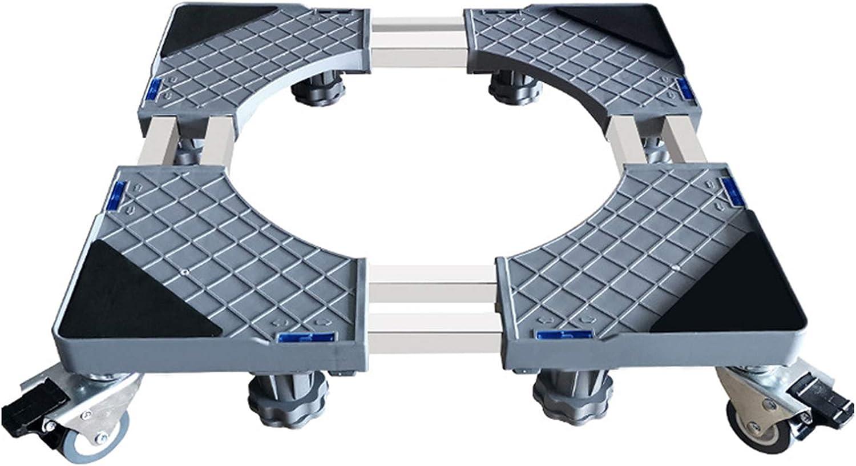 Adjustable Washington Mall Washing Machine Base Double-Tube 8 2021 spring and summer new Strong 4 Legs