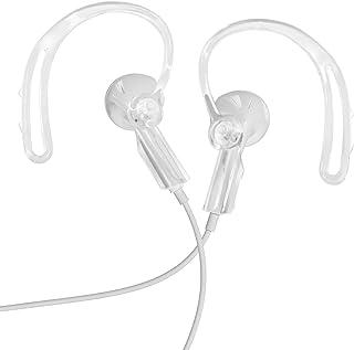 エレコム EarPods用 耳から外れにくい 落下防止イヤーフック クリア P-APEPHCR