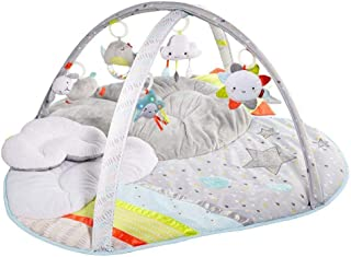 Skip Hop Silver Lining Cloud Baby Play Mat and Activity Gym, Multi