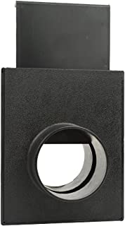 Big Horn 11259 2-1/2-Inch ABS Plastic Blast Gate for Vacuum/Dust Collector