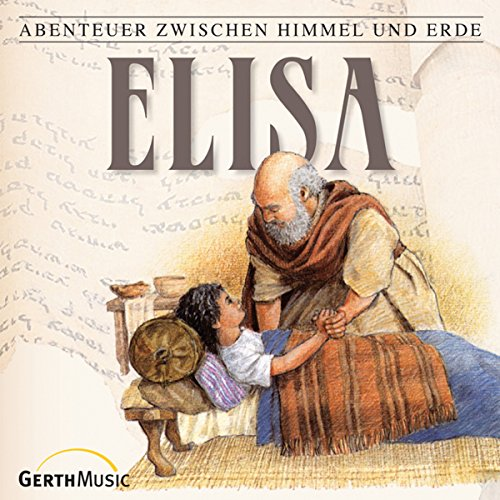 Elisa audiobook cover art