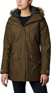 Women's Standard Carson Pass Interchange Jacket, Olive Green, X-Small
