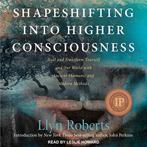 Shapeshifting into Higher Consciousness cover art