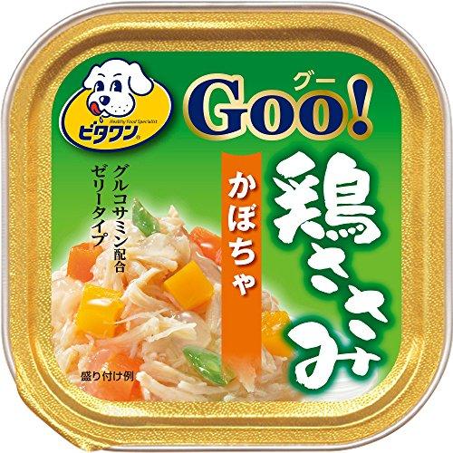 ビタワングー 鶏ささみ かぼちゃ 100g×24個(ケース販売)