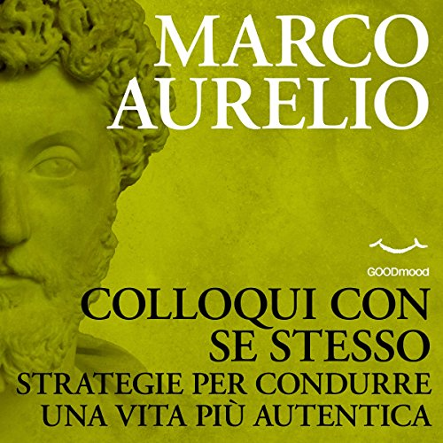 Colloqui con se stesso audiobook cover art