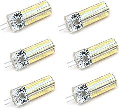 LED Lamp LED Bulbs 6 Watt 104-LED Lamps of 350lumens 3014 SMD LED Chip LED Light,Replacement of 40W Halogen,220V Lamp Gree...