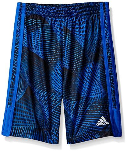 Adidas sportliche Basketball-Shorts für Jungen - Blau -