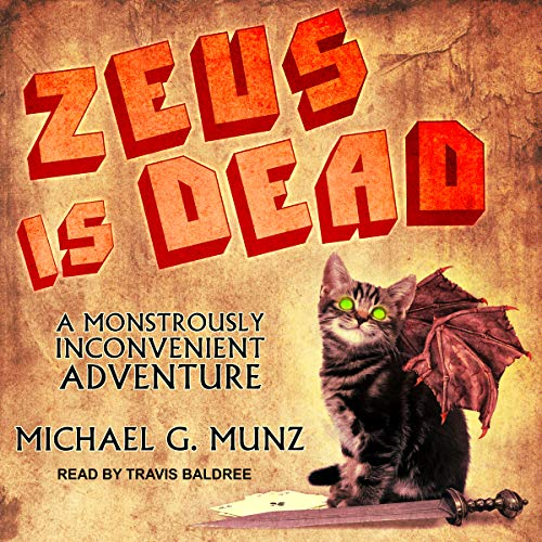 Zeus Is Dead cover art