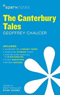 The Canterbury Tales SparkNotes Literature Guide (Volume 20) (SparkNotes Literature Guide Series)