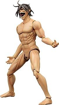 eren titan form model kit Attack On Titan Eren Yeager Titan Version Model Kit