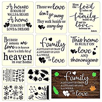 Best stencils for canvas painting Reviews
