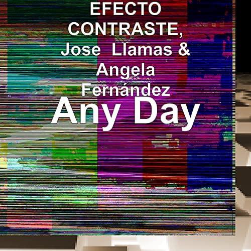 EFECTO CONTRASTE, Jose Llamas & Angela Fernández
