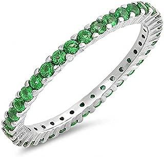 Best blue emerald ring Reviews