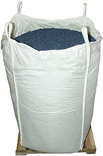 GroundSmart LTGBUMN5TS Rubber Mulch, Large Blue
