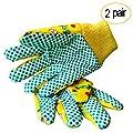 Long Cuff Rose Gardening Gloves - PROMEDIX - Rose Gloves, Cactus Gloves, Blackberry Gloves Thorn Proof Gloves for Children