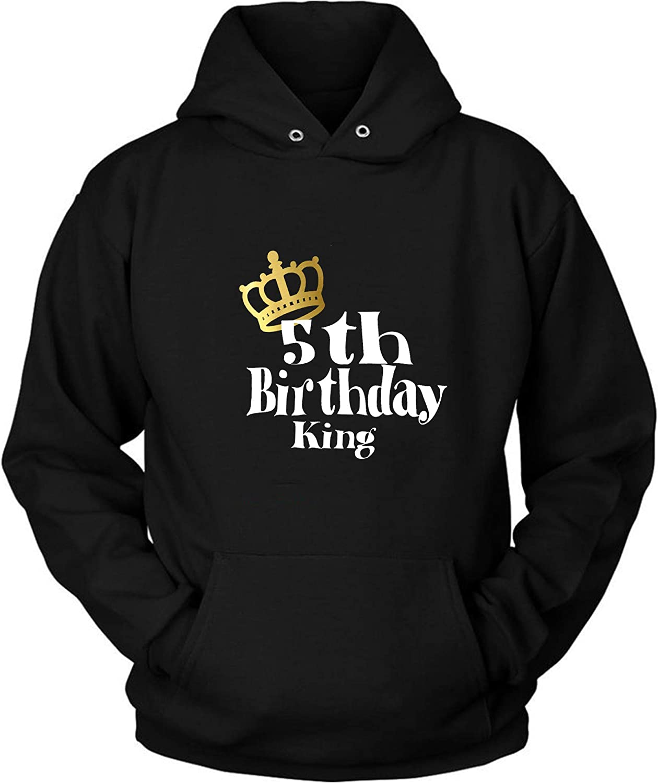 Boys 5Th Birthday Hoodie, Boys 5Th Birthday T Shirt, Boys 5Th Birthday T-Shirt, Boys 5Th Birthday Tshirt, Sweatshirt, Long Sleeve, Tank top